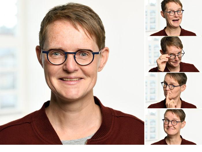 Portrait Stefanie Lombert