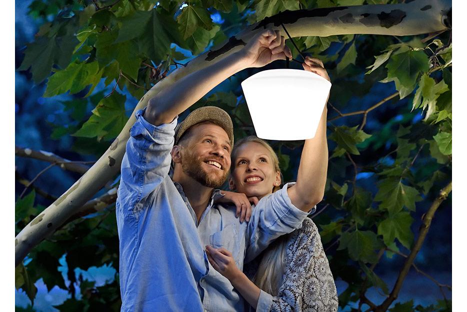 Bildbearbeitung für Imageaufnahmen der Paulmann Licht GmbH - nachher - von stefanie lombert : grafikdesign Hannover