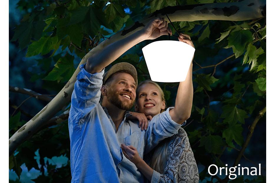 Bildbearbeitung für Imageaufnahmen der Paulmann Licht GmbH - vorher - von stefanie lombert : grafikdesign Hannover